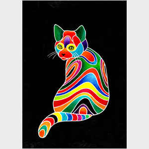 Val Val Stokes Carnival Cats