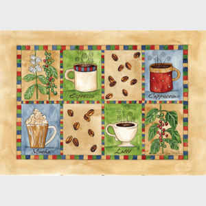 Coffee Sampler - horizontal