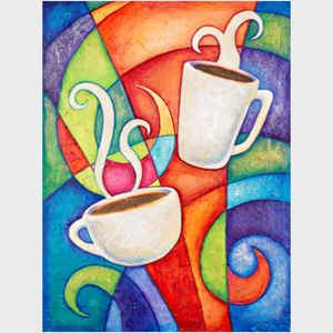 Christine Christine Kerrick Coffee Time