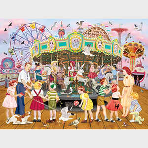 Cookies Carousel Party