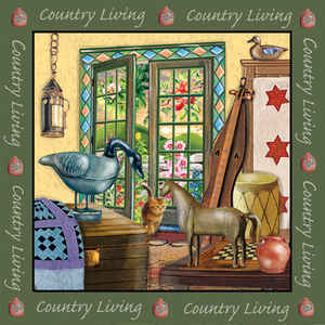 Rosiland Rosiland Solomon Country Living Squares
