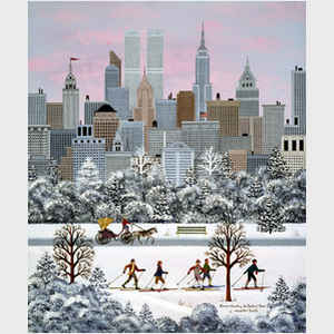 Cross-Country in Central Park