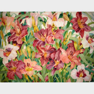 Dance of the Daylilies II