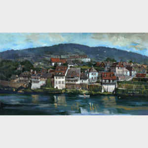 Dordogne River Village
