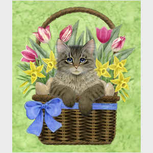 Easter Kitty
