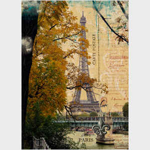 Eiffel in October