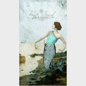 Elegant Puget Sound Mermaid