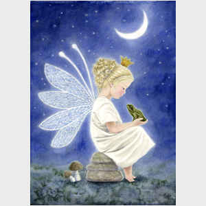 Jessica Jessica Bolander Fairies and Fantasy Art