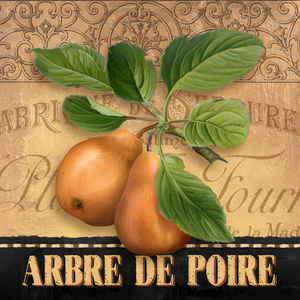 French Pears