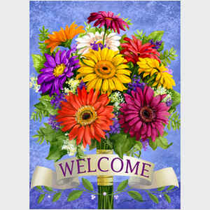Gerbera Welcome