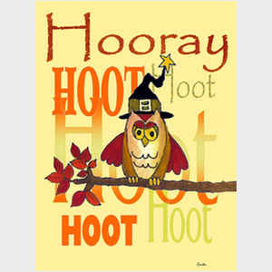 Hooray Hoot Hoot