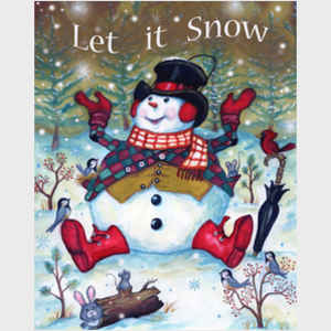 Let It Snow (captioned)