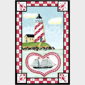Lighthouse sampler