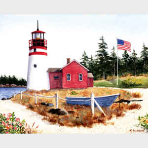 Maureen Maureen McCarthy Lighthouses