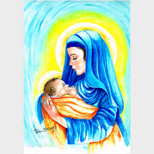 Mary and Child