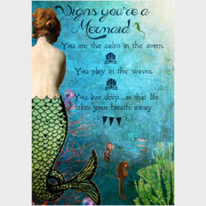 Mermaid Signs