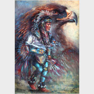 Native American/Western art
