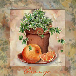 Orange and Ivy Square