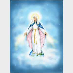 Our Lady of Miraculous Medal Mary
