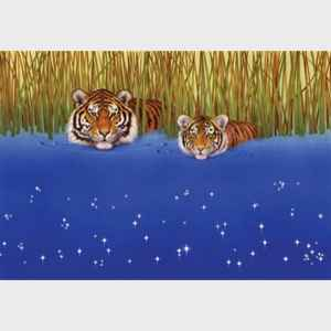 Tigers in Space