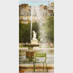 Tuileries Fountain