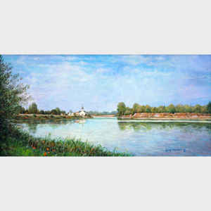 View of the Marne