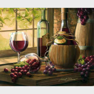 Wine by the Window I